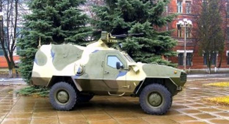 Укроборонпром за полгода поставил ВСУ свыше тысячи единиц техники
