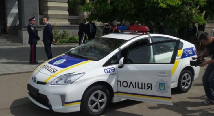 В Харькове произошло ДТП с участием полицейского автомобиля, есть погибшие