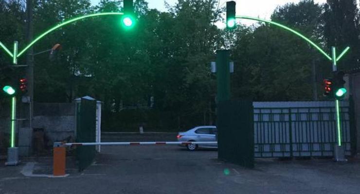 В Киеве появится новый вид светофоров