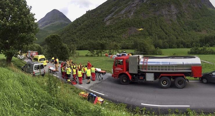 ДТП в Норвегии: стало известно имя погибшего украинца