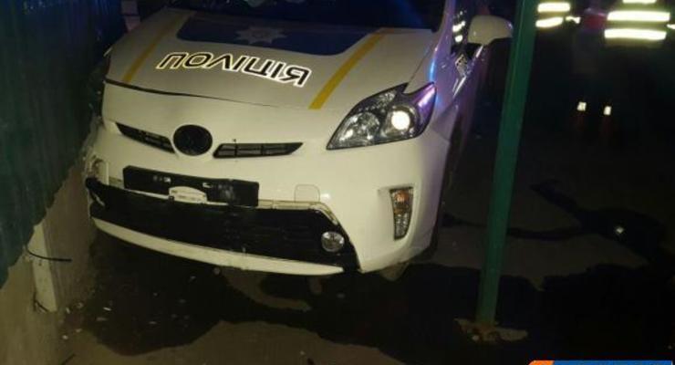 Столичные полицейские спровоцировали ДТП в Подольском районе