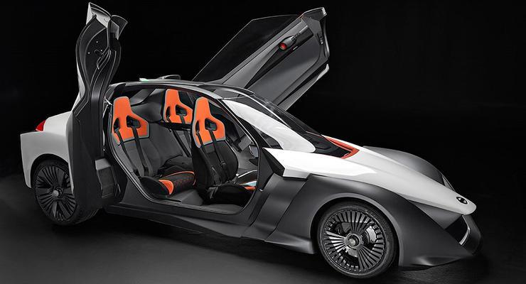 Nissan построил трехместный спорткар