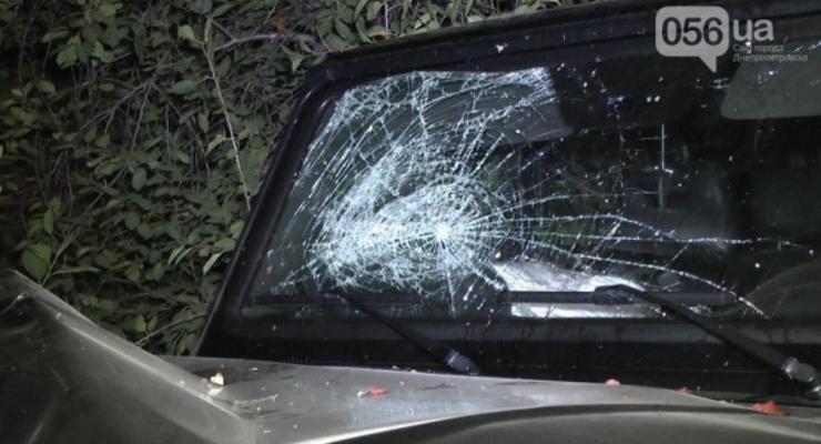 На Харьковщине военный погиб под колесами Gelandewagen