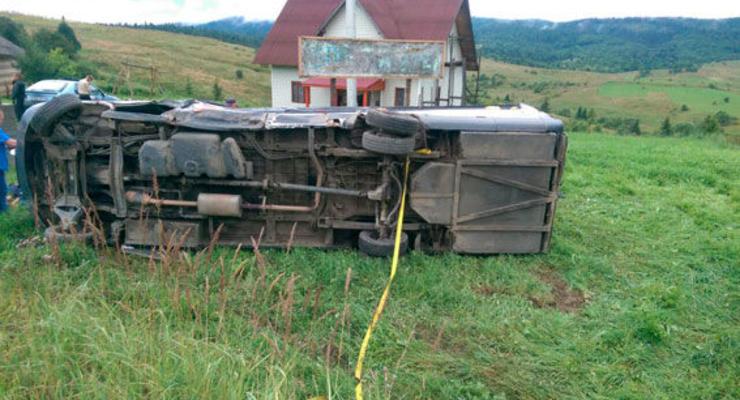 В двух страшных авариях на Львовщине погибли четверо