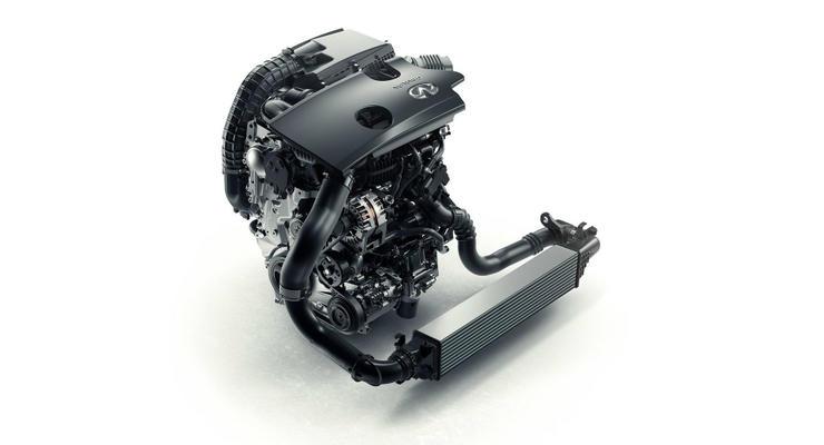 Компания Infiniti представила принципиально новую разновидность двигателя