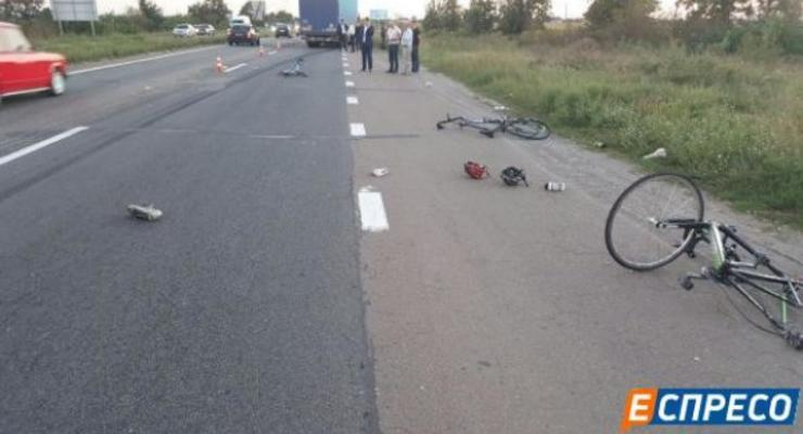 ДТП с велосипедистами под Киевом: Суд избрал меру пресечения водителю