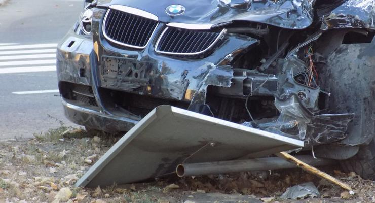 Водитель, сбивший насмерть в Николаеве четырех человек, был пьян