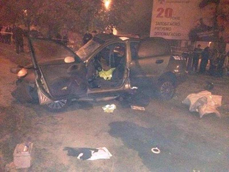 В Белой Церкив в ДТП погибли полицейские / npu.gov.ua