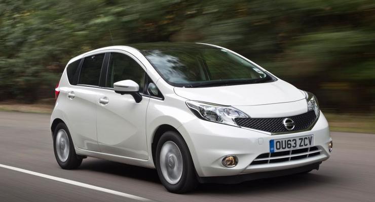 Nissan перестанет продавать Note в Европе