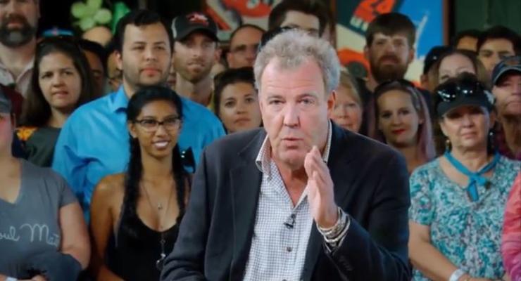 Grand Tour: первая серия нового телешоу от бывших ведущих Top Gear