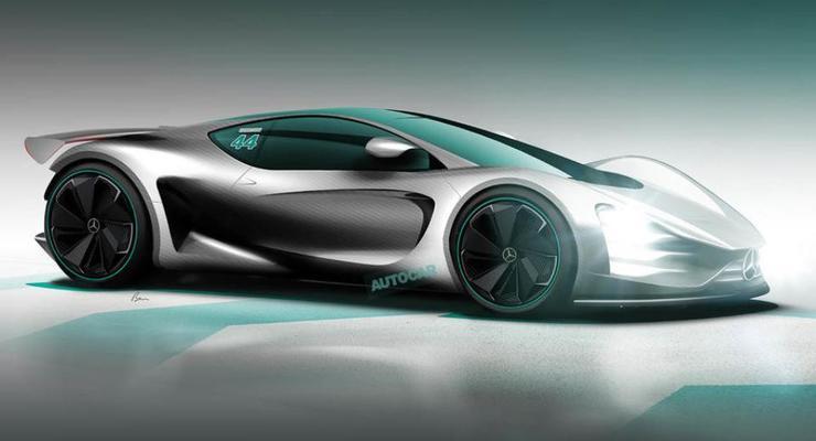 Mercedes за год до премьеры распродал тираж будущего гиперкара
