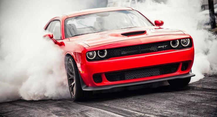 Dodge превратит Challenger в Демона