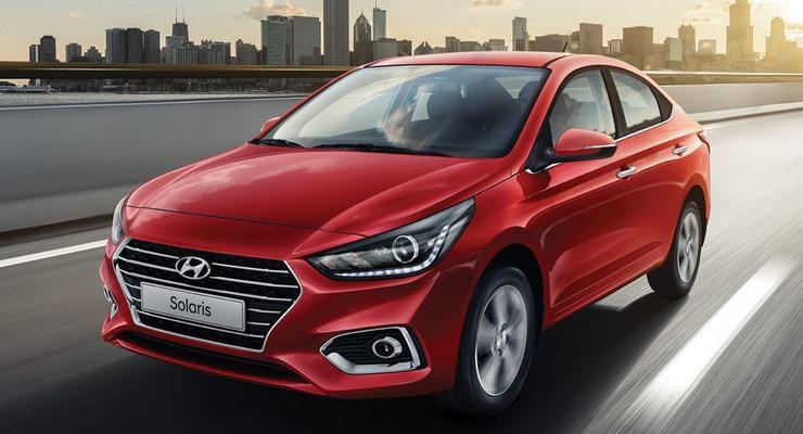 Hyundai представил Accent нового поколения для России и Украины