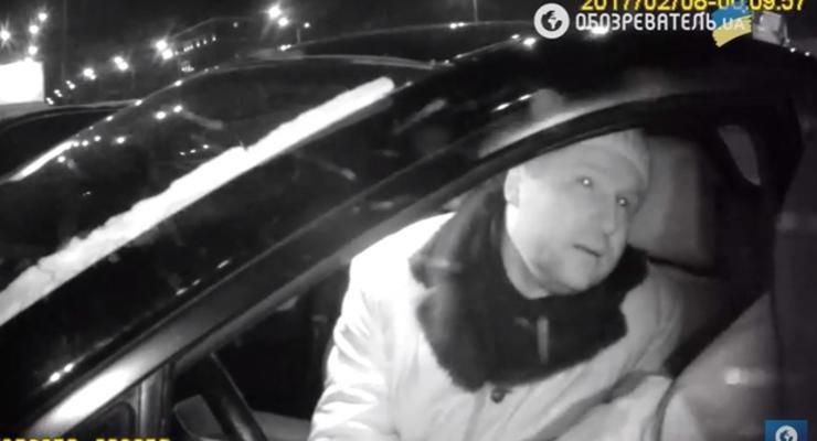 Одного из главных антикоррупционеров поймали пьяным за рулем - СМИ