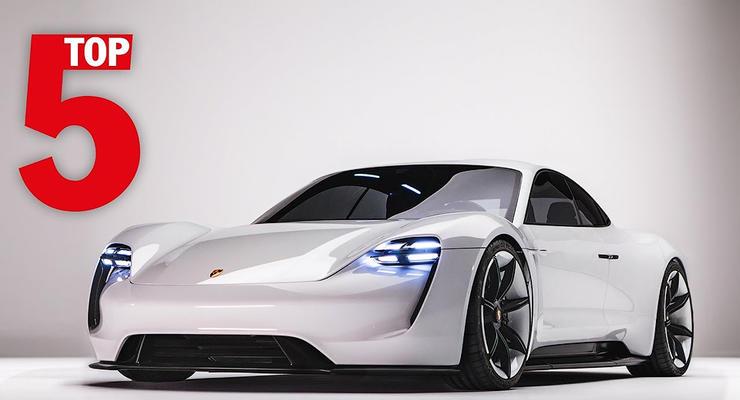 Самые громкие,редкие и красивые: Porsche показала свои лучшие автомобили