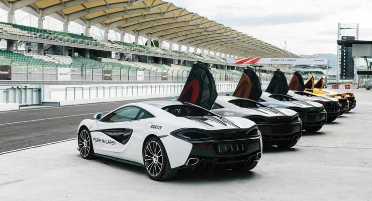 McLaren откроет курсы гоночного вождения