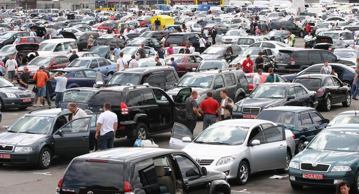 Названы самые популярные марки б/у автомобилей в Украине