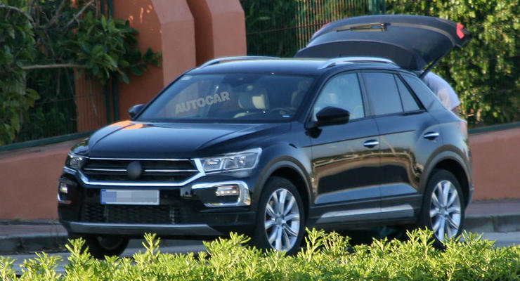 Новый кроссовер Volkswagen рассекретили до премьеры