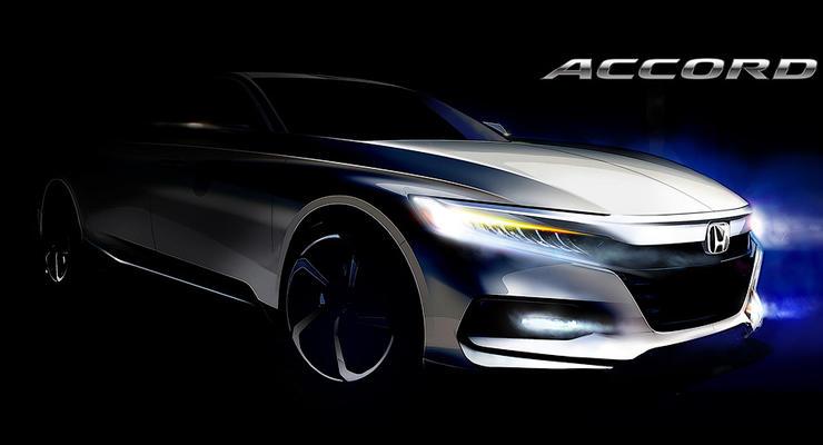 Названа дата премьеры самой агрессивной Honda Accord в истории