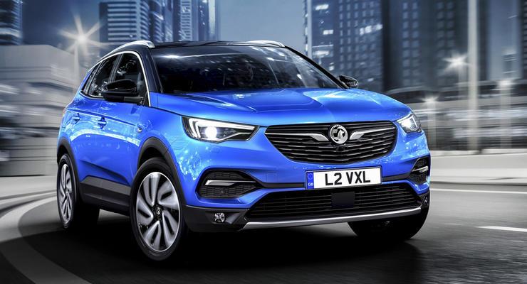 Стала известна цена нового кроссовера Opel