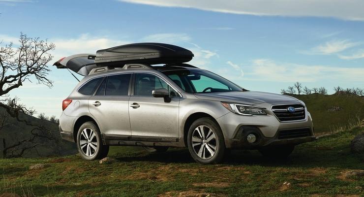 Названы цены на Subaru Outback 2018