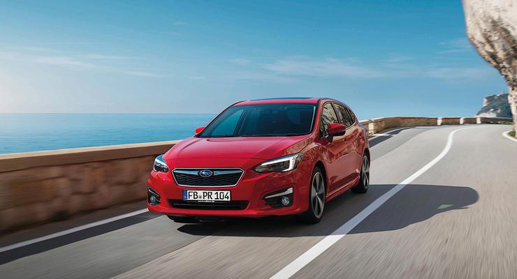 Subaru показала новую Impreza