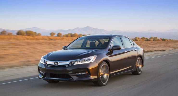 Новая Honda Accord уже в Украине: цены и комплектации