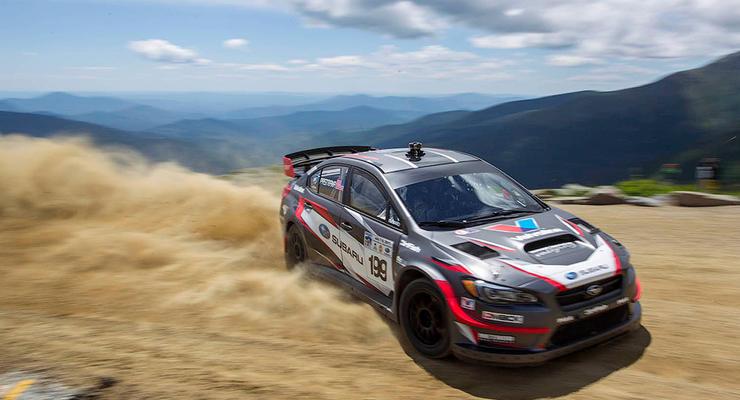 600-сильная Subaru установила новый рекорд