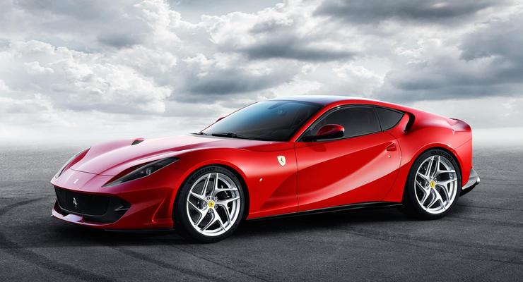 Как устроен самый мощный суперкар Ferrari