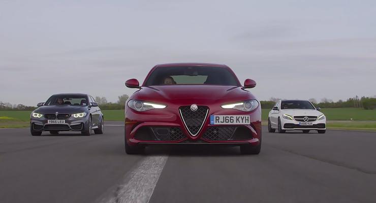 Кто кого: Alfa Romeo vs BMW vs Mercedes