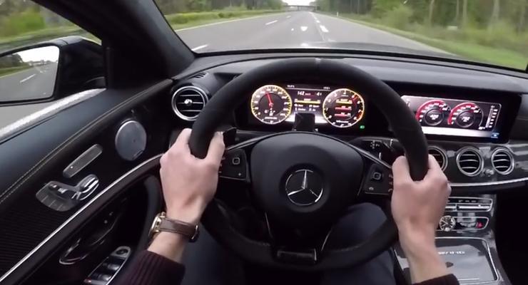 Кто кого: Mercedes E63 AMG vs BMW M5 vs Audi RS7