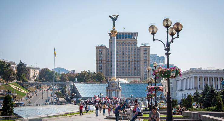 День Независимости в Киеве: перекроют больше 50 улиц