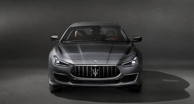 Maserati представила новый роскошный седан