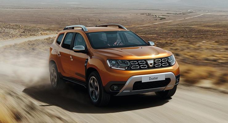 Renault показала новый Duster