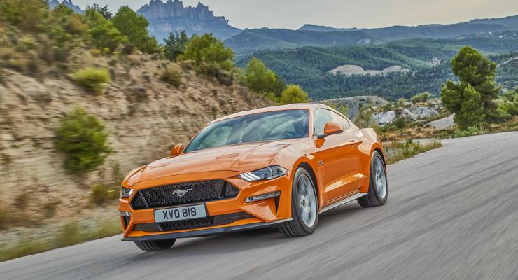 Рассекречен европейский Ford Mustang