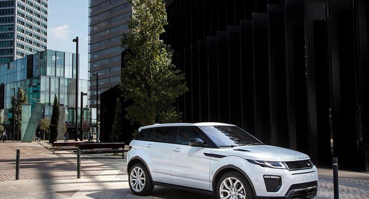 На Land Rover начнут ставить трехцилиндровые двигатели