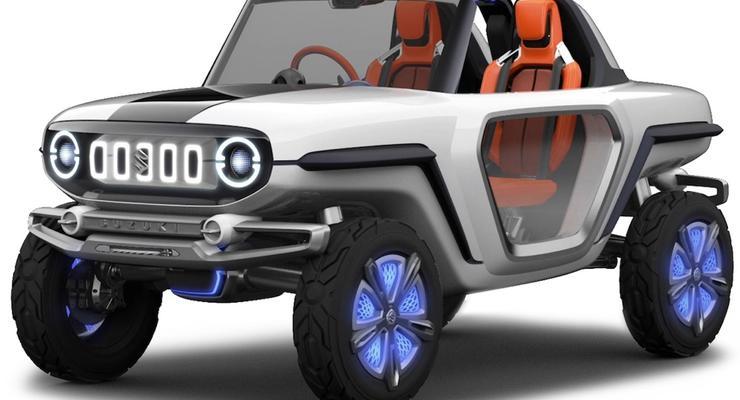 Suzuki покажет будущее кроссоверов
