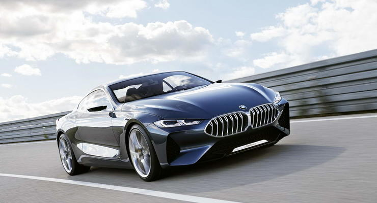 Стало известно, когда появится BMW 8