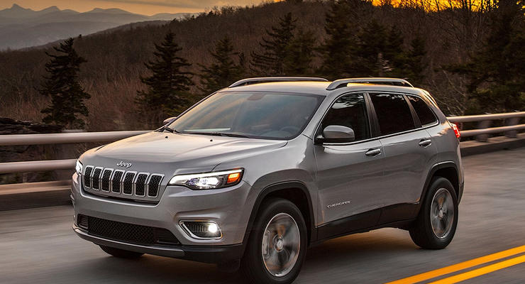 Jeep представила обновленный Cherokee