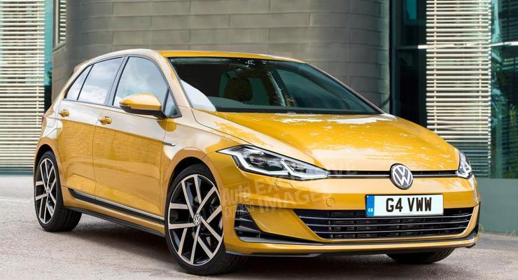 Каким будет Volkswagen Golf 8