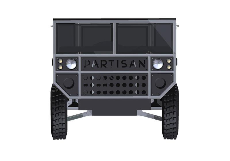 Partisan Motors