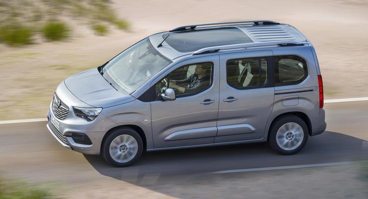 Представлен новый Opel Combo – Ситроен на немецкий лад