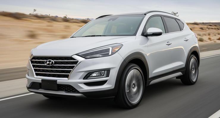 Обновленный Hyundai Tucson лишили турбодвигателя