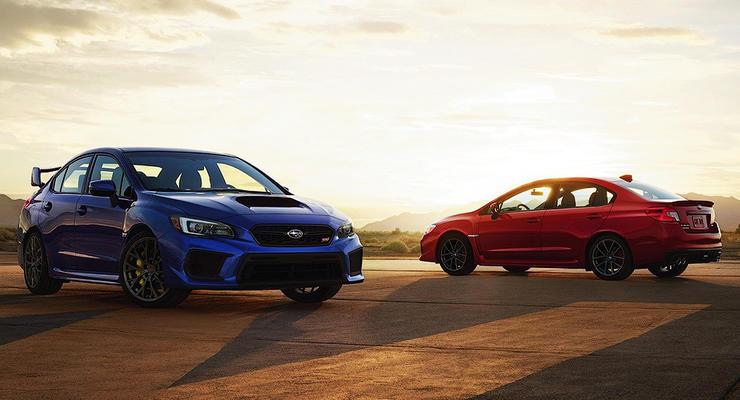 Subaru WRX STI стала мощнее