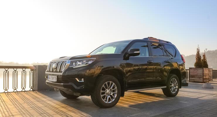 Тест-драйв обновленного Toyota Land Cruiser Prado