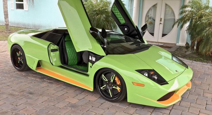В США продали роскошную реплику Lamborghini за 65 тысяч долларов