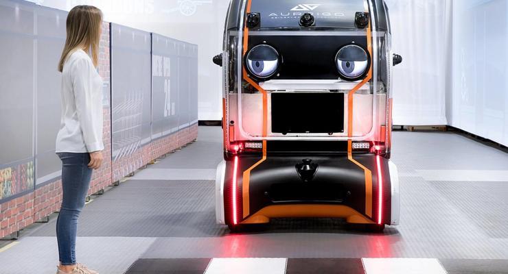 Робот с грустными глазами проверит доверие людей