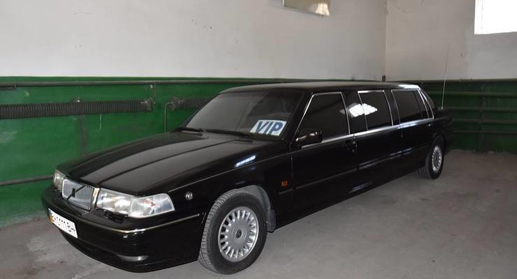 В Одессе найден крутой лимузин Кучмы из 90-х