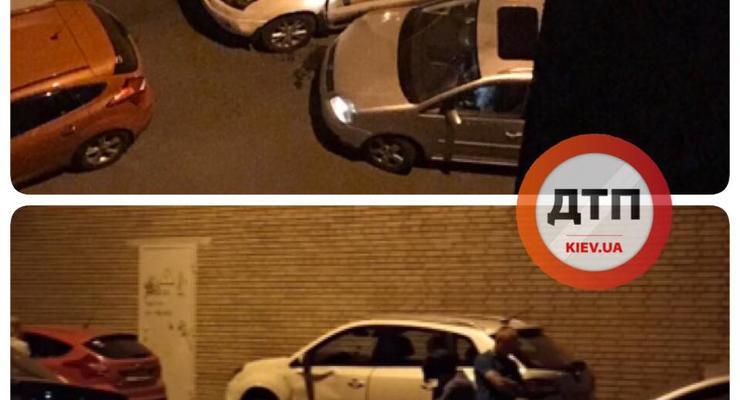 Перепутала педали: Девушка на Volkswagen разгромила Renault