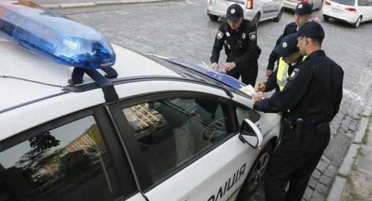 С 1 октября у патрульных появится новый повод для штрафов
